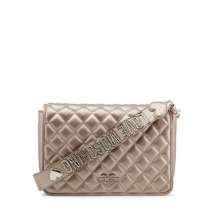 Love Moschino Gold Crossbody Bag